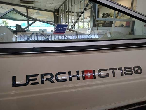 lancha lerch gt180 casco