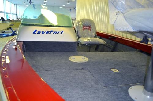 lancha levefort malibu 16` sport standard