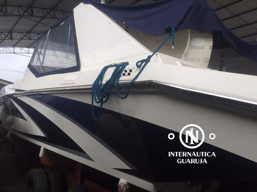 lancha magnum 39 2010 2 mercruiser 320hp | cougar excalibur