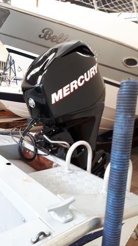 lancha malibu 16 + mercury 60 hp 4 tempos