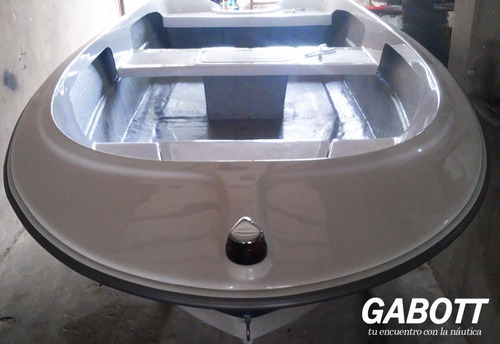 lancha map 380 nuevo bote lagunero pecador de fibra pescamar