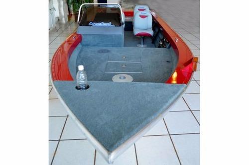 lancha marfim freestyle 6.0 com 40 hp