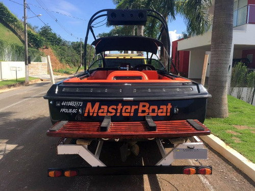 lancha masterboat ñ malibu wakeboard bayliner focker