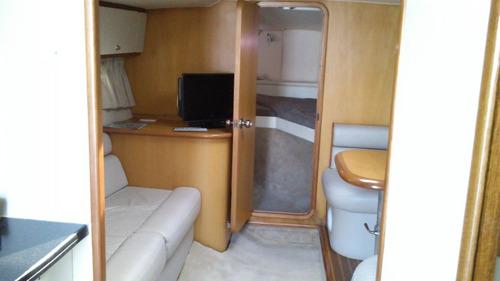 lancha  mediterranean 40 - 2005 - 2x200hp volvo diesel sport