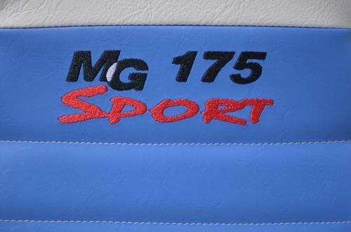 lancha metalglass mg 175 sport