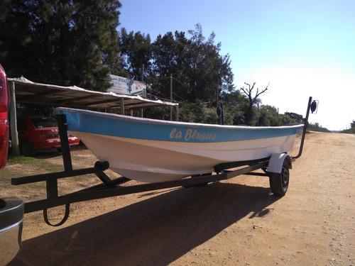 lancha modelo mulita 455