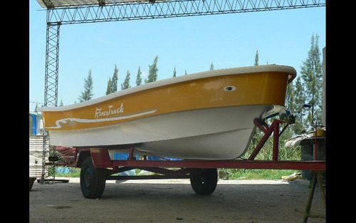 lancha modelo river trucker 520