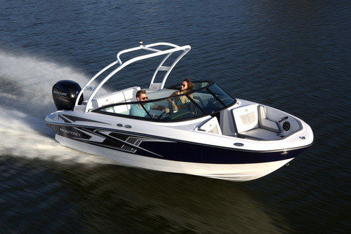 lancha monterey modelo m 205 open bowrider - nueva