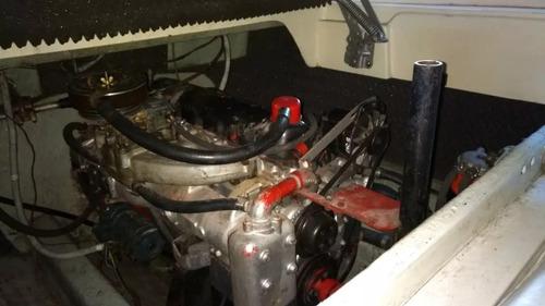 lancha motor 4t interno - no bermuda, pagliatini, regnicoli