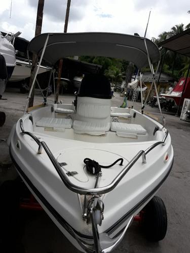 lancha nauta 17 pés ano 2013
