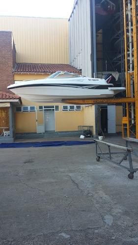lancha naval center 185 + mercury 90 2t + accesorios