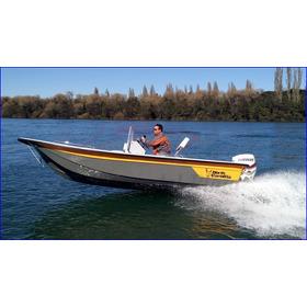 Lancha North Carolina Fly Fishing  17v Nueva Equipada 2020