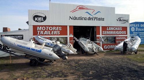 lancha north carolina s48 nueva a estrenar consulte opciones
