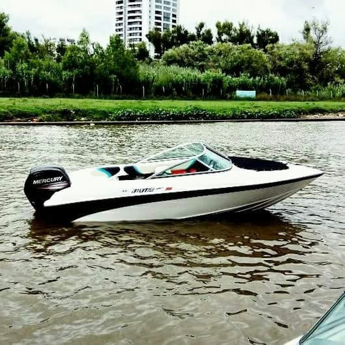 lancha nueva amarinta 505 lite con mercury 60 hp 2t 2018