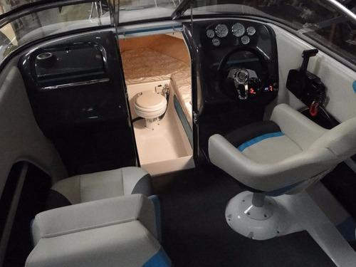 lancha nueva amarinta 620 cuddy con mercury 150 hp 4t 2017