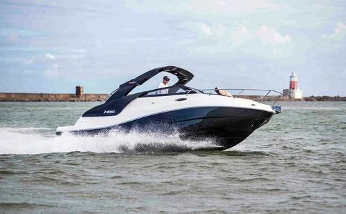 lancha nx 260 challenger cabinada em 60x