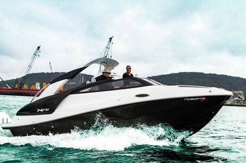 lancha nx 260 mercury mercruiser 4.5 250 hp