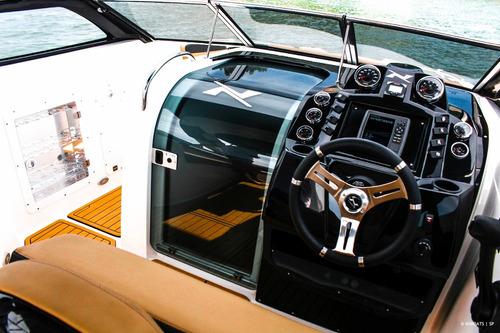 lancha nx 270 mercury mercruiser 4.5 250 hp - bravo 3