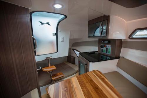lancha nx 280 2017 maior cabine da categoria em até 60x