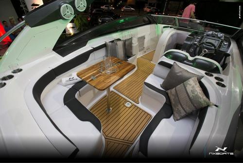 lancha nx 280 open em 60x nx boats (n focker, ventura , fs )