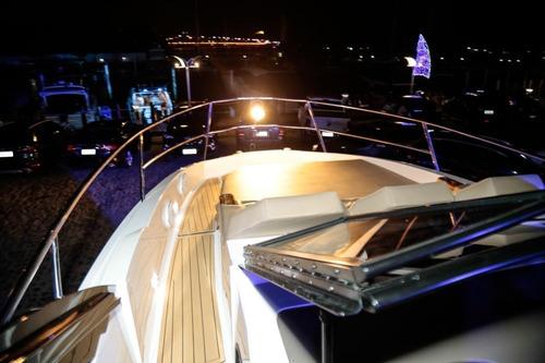 lancha nx 360 sport coupe - ceará