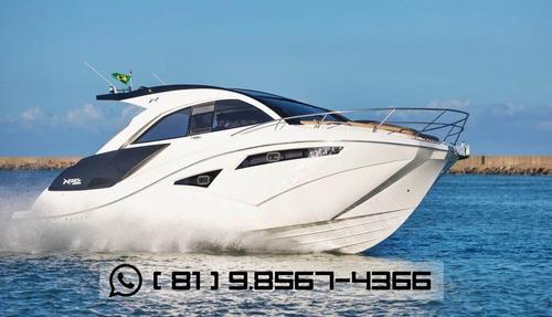 lancha nx 380 ht - lançamento nx boats! em até 60x