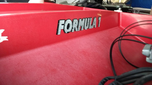 lancha offshore formula 1 casco bravo
