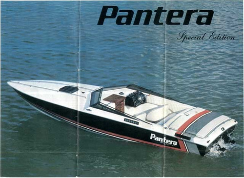 lancha offshore panthera mercruiser racing 2017 permuto!