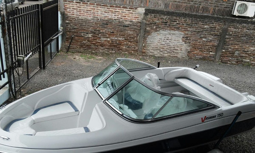 lancha open 150/460 vision 150 mercury 40 hp motonautica