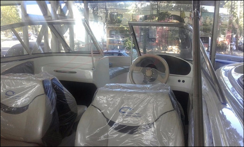 lancha open 165 full tecno con 4t de 75 hp mercury ecologico