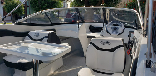 lancha open 3v bianca 510 power tec 40 hp nautica milione 2