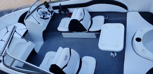 lancha open 3v bianca 510 stock permanente nautica milione 8