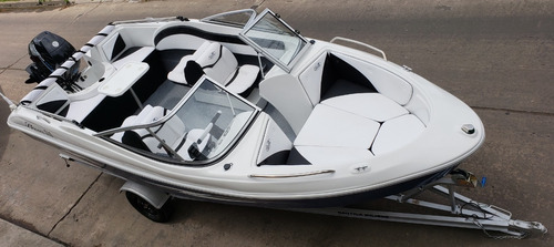 lancha open 3v bianca 510 stock permanente nautica milione11