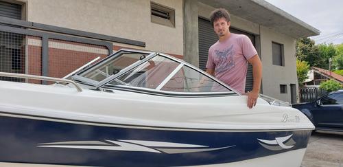 lancha open 3v bianca 510 stock permanente nautica milione13