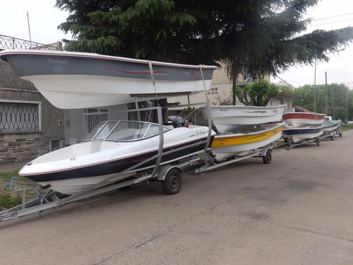 lancha open 3v tango 470 evinrude 60 hp eco3 nautica milione