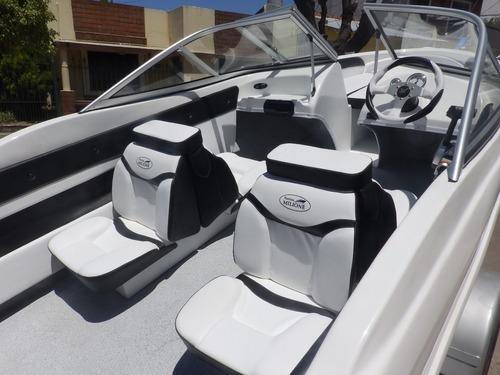 lancha open 3v tango 470 mercury 40 hp elo nautica milione 4