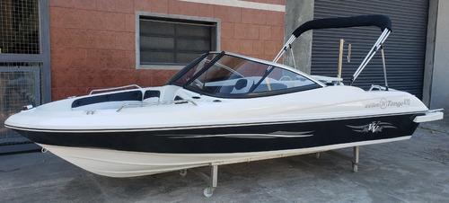 lancha open 3v tango 470 power tec 40 hp nautica milione 1