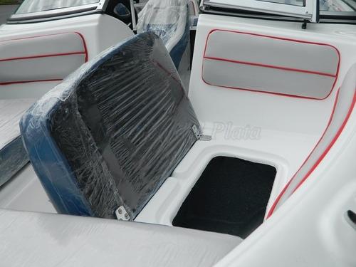 lancha open 470 nueva equipada motor mercury 3 cilindros 0hs