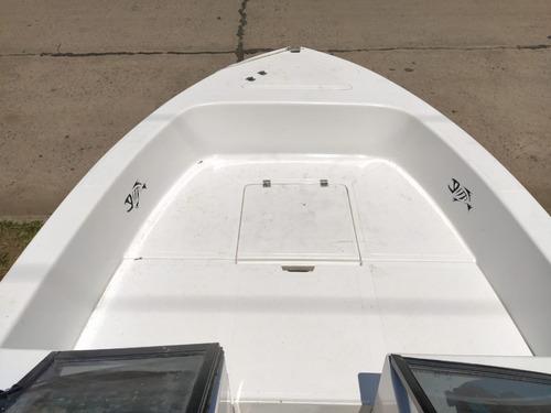 lancha open 630 equipada super marinera nueva 2020