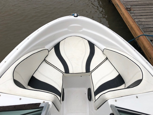 lancha open arcoiris eclipse 18 open evinrude 130 hp ecolog