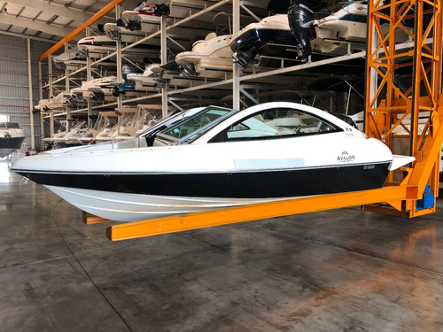 lancha open avalon x3 elite mercury 115 hp optimax 125 horas