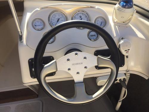 lancha open bermuda 180 motor evinrude 115 hp 2013 266 hs