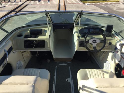 lancha open bermuda classic 175 con yamaha 115 hp  4t 2008