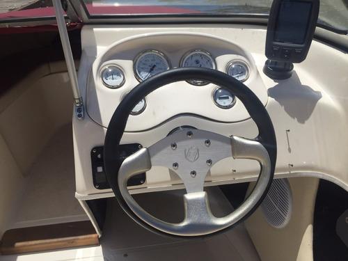 lancha open bermuda classic con evinrude etec 130 hp 2015