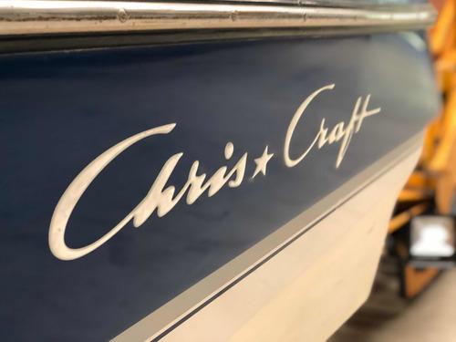 lancha open chris craft americana 19 pies volvo v8 5.0