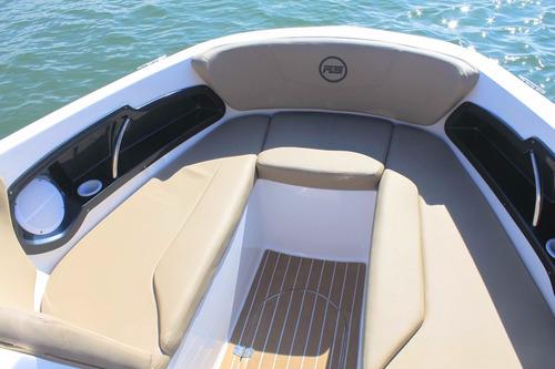 lancha open fs 205 con evinrude 135 hp 0 hs nueva