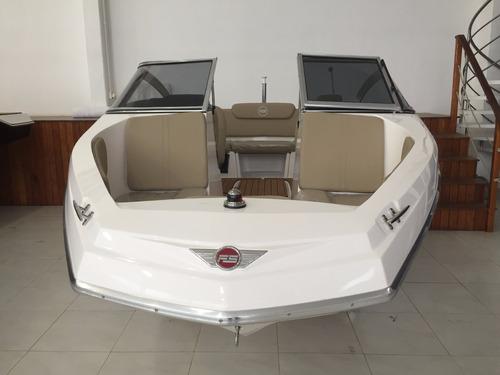 lancha open fs yachts 180 con etec 115 hp 0 hs nueva