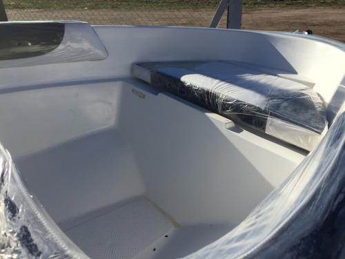 lancha open nueva con mercury 50 hp 4 tiempos 0km retira ya!