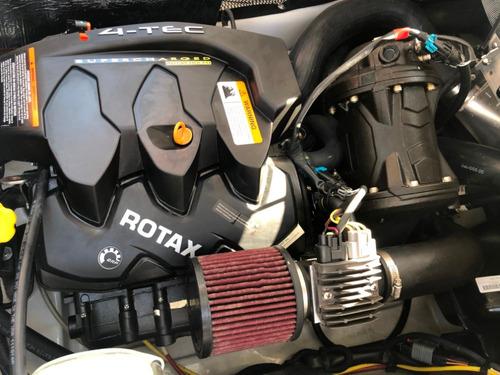 lancha open scarab 195 ho rotax 250 hp año 2020 made in usa