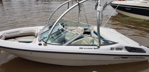 lancha open usa chaparral 180 sport wakeboard motor nuevo